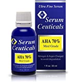 70% Glycolic (AHA-Alpha Hydroxy) Acid Serum for Chemical - Best Reviews Guide