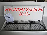 Dog Guard, Pet Barrier Net and Screen RDA100-M8 for HYUNDAI Santa Fe, car model produced since 2013, for Luggage and pets