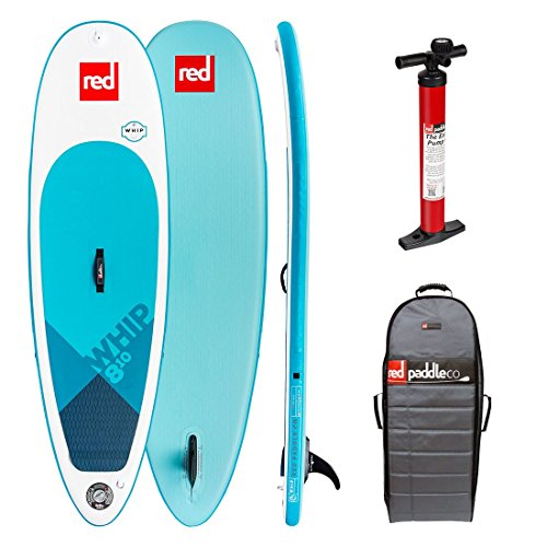 2018 Red Paddle Co 8'10' x 29' Whip Inflatable SUP