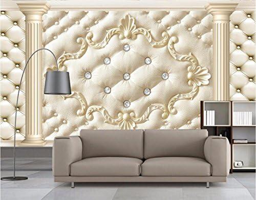Chan Mei Mural Personalizado 3d Papel Tapiz De Fondo Europeo De - Tapices-para-pared