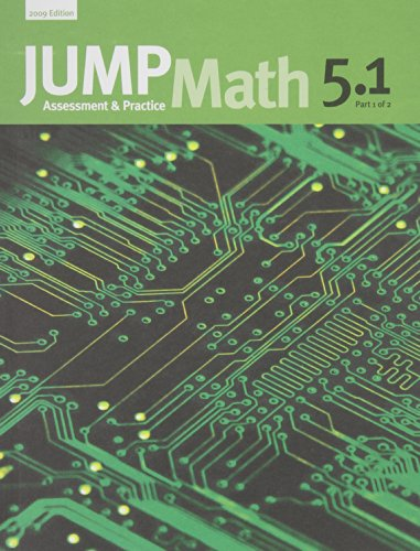 JUMP Math 5.1: Book 5, Part 1 of 2