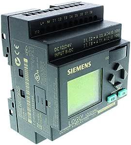 Siemens stlogo M/ódulo logico 230rce display pu//i//o 115v//230v