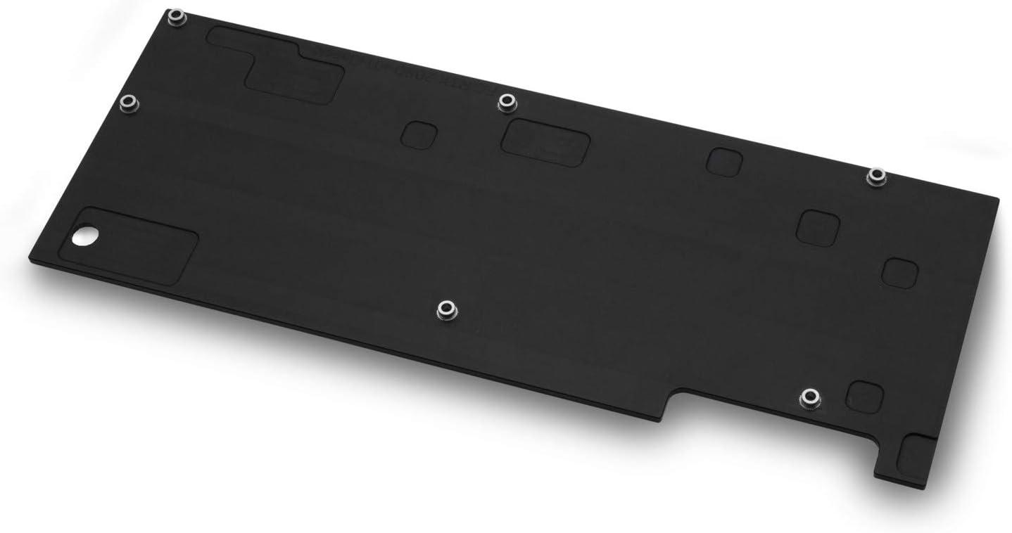 EK-FC RTX 2080 Ti Backplate Classic Black