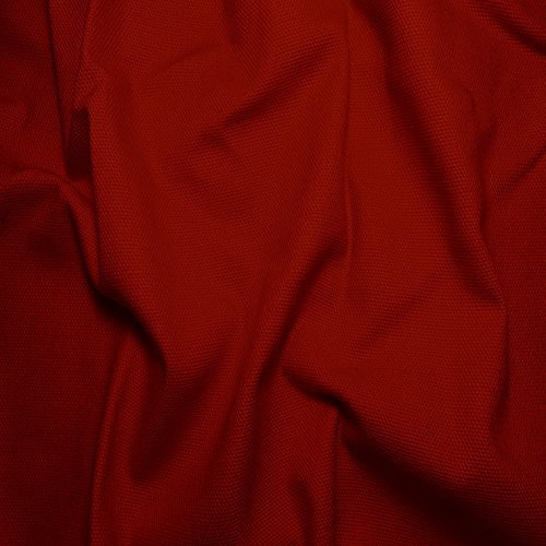 Cotton Canvas Duck Cloth - 10oz Fabric Red - Cotton Duck Canvas Cloth