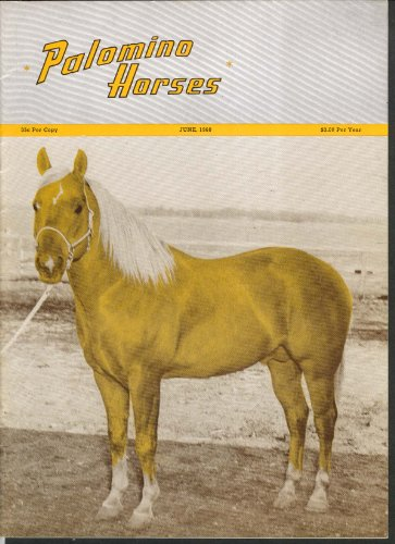 PALOMINO HORSES Pot O Gold Stormy Chicaro Molly Honey B Star Rio's Doll 6 1960