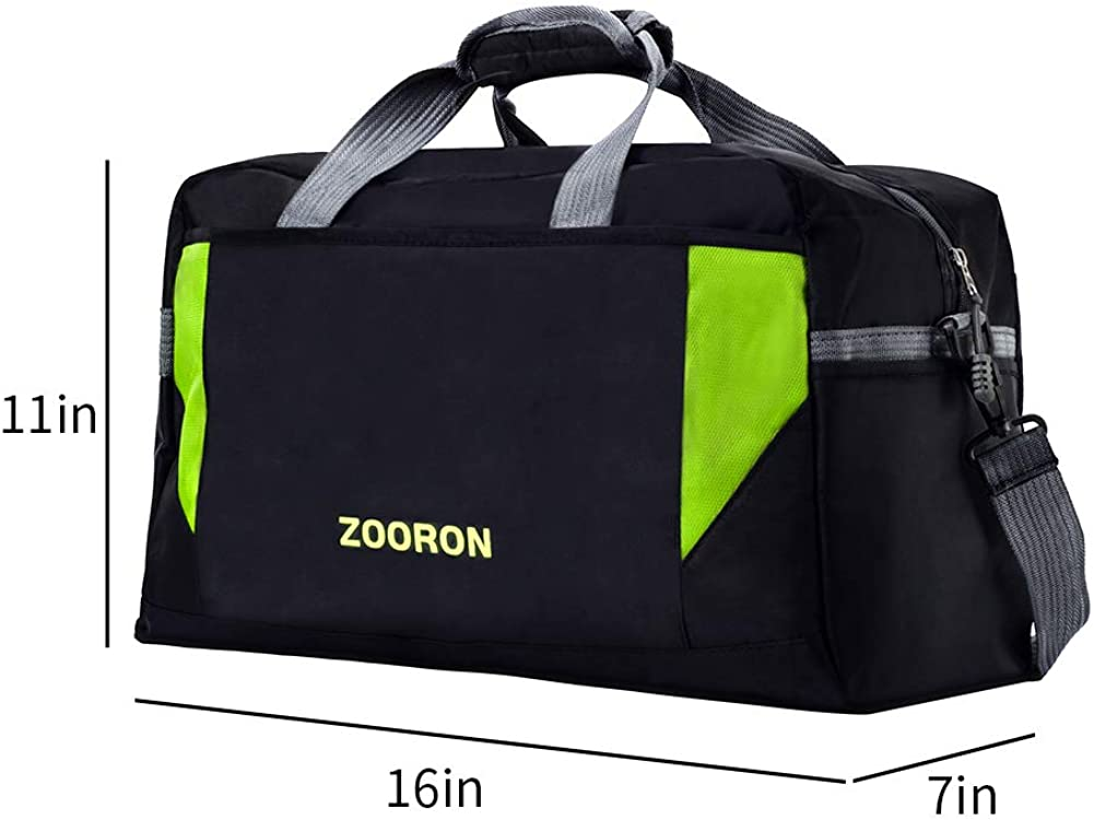 Gym Bag 35L Small Travel Duffle Bag Backpack with Shoes Compartment for Men Mini Sports Gym Backpack Travel Luggage Bag