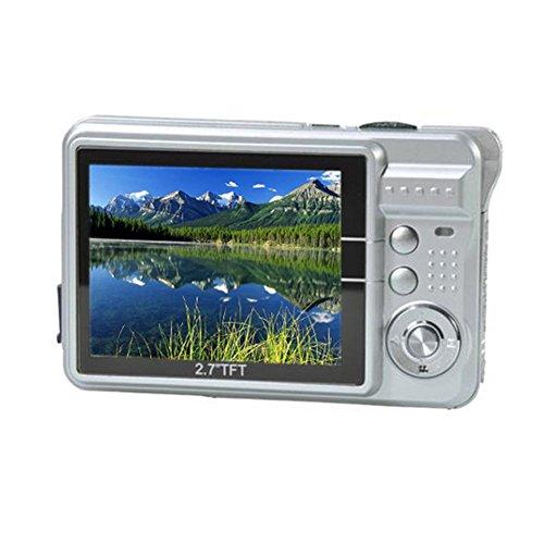 Amk Pocket - AMKOV AMK-CDC3 Mini Digital Camera 2.7 inch 8 Megapixel Mini Portable HD Shooting Camera Pocket Camera