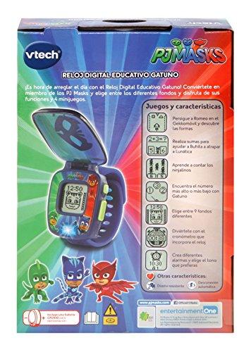 ... Reloj Digital Educativo Que estimula el Aprendizaje e incorpora minijuegos y Actividades Color Azul 3480-175822: Amazon.es: Juguetes y juegos