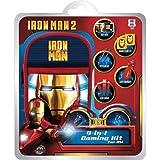 SAKAR Iron Man 2 9-in-1 Gaming Kit - Nintendo DSi
