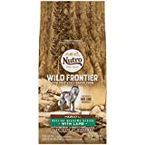 NUTRO WILD FRONTIER  Adult Rolling Meadows Recipe Grain Free Lamb Dry Dog Food 4 Pounds (Discontinued by Manufacturer)