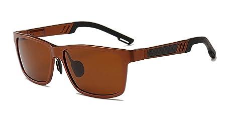 Jnday - Gafas de sol para hombre, diseño clásico, para ...