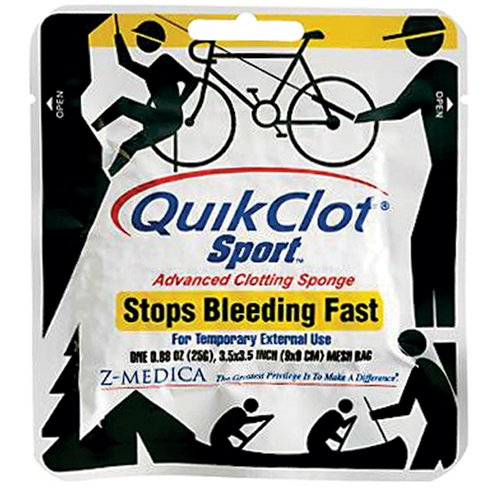 QuikClot Sport, Avancé 25G