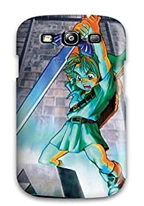Top Quality Protection Link Ocarina Of Time Case Cover For Galaxy S3