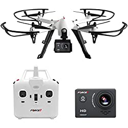 F100 Ghost RC Quadcopter Drone with 1080p HD Camera