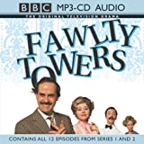 Fawlty Towers: Vol 1, 2 and 3 (BBC MP3 CD Audio)