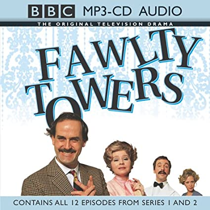 fawlty towers audio free download