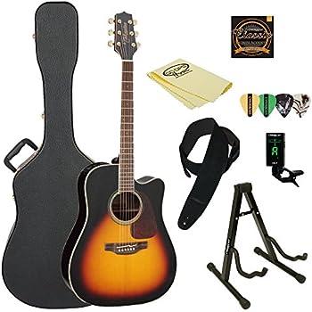 takamine gd71ce bsb kit 2 dreadnought cutaway acoustic electric guitar sunburst. Black Bedroom Furniture Sets. Home Design Ideas