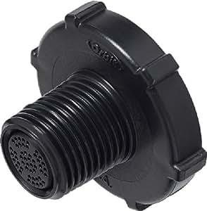 5 pack 50 total pieces orbit 1 2 sprinkler system plastic auto drain valve 10. Black Bedroom Furniture Sets. Home Design Ideas