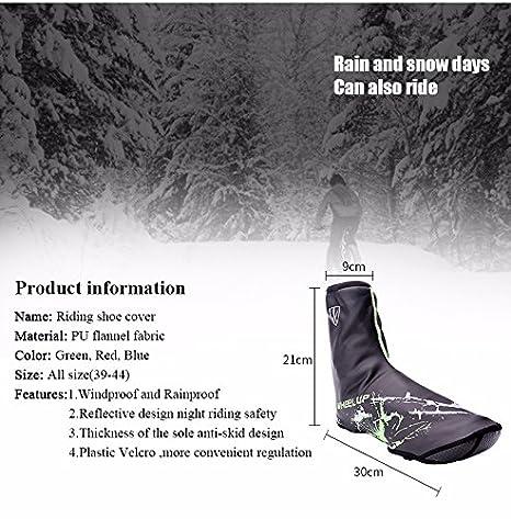 Amazon.com: Bike Zapato cubre Cubrezapatillas, Deportes al ...