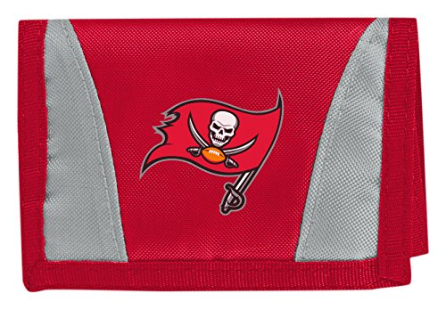 The Northwest Company Officially Licensed NFL Tampa Bay Buccaneers Chamber Wallet