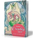 Das Buch: Crowley-Tarot - Entdecke die Kraft in dir! (Aleister Crowley, Tarotkarten deuten, Tarot Legemuster)