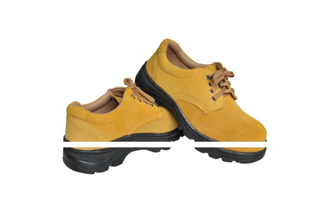 Men's Work Safety Shoes, Steel Toe Work Shoes Industrial & Construction Shoes Puncture Proof Safety Shoes (11) by GeBaoZhen (Image #6)
