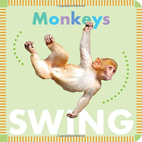 Monkeys Swing (Amicus Ink Boardbooks): Amazon.es: Glaser, Rebecca ...