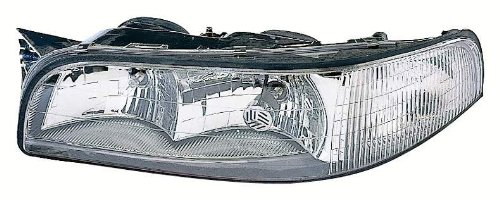 Depo 332-1169L-ASN Buick LeSabre Driver Side Replacement Headlight Assembly