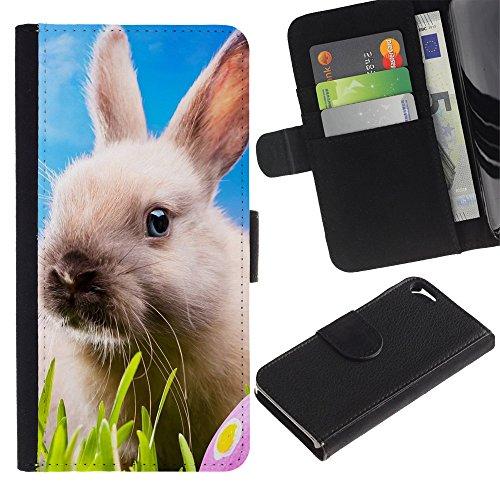 Rabbit Easter Card - 9