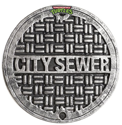 Rubie#039s Costume Classic Teenage Mutant Ninja Turtles Sewer Cover Shield