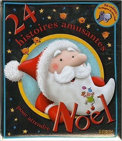 Lire en ligne 24 histoires amusantes pour attendre Noël pdf ebook