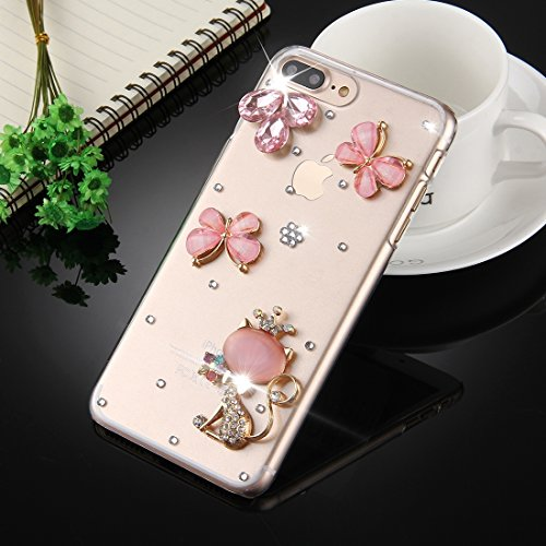 Size for Protective Back 7 Ip7p2981b Pattern Pink Plus by iPhone LLP Case Dancing Dress CASE Girl Cover SrgZS