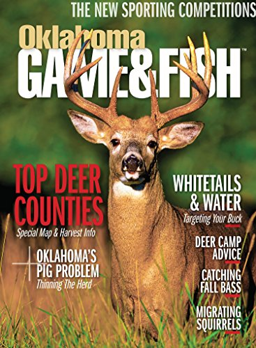 Best Price for Oklahoma Game & Fish Magazine Subscription