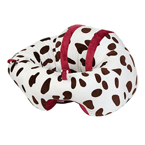 Price comparison product image Muxika New Nursing Pillow U Shaped Cuddle Baby Seat Safe Dining Chair Cushion (White)