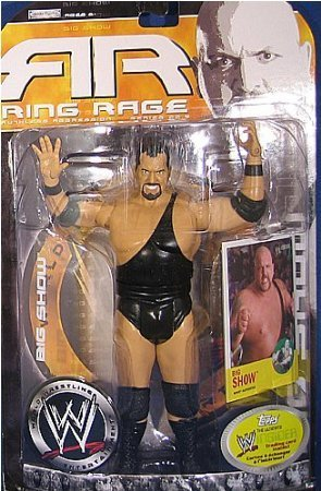 WWE (wrestling) JAKKS BIG SHOW RUTHLESS AGGRESSION 22.5 figure (parallel import) by Jakks Pacific