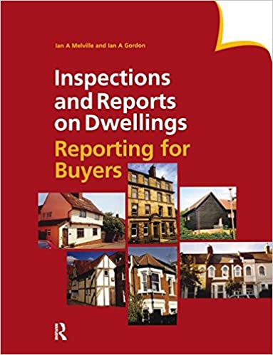 Inspections and Reports on Dwellings Series: Inspections and