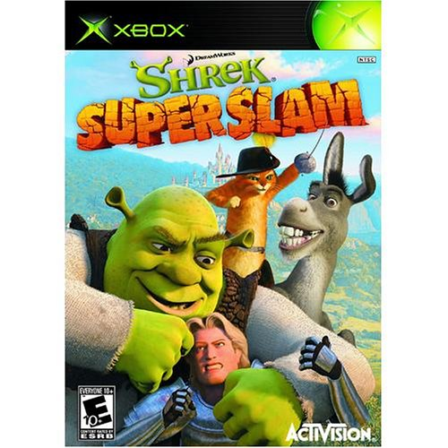 Shrek SuperSlam - Xbox - Charlotte Outlet Stores