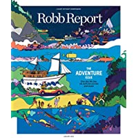 1-Year (12 Issues) of Robb Report Magazine Subscription
