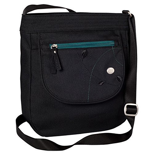 Haiku Crossbody Black Juniper Bag Jaunt RFID H8rwxqaH