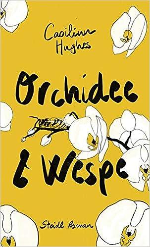 Orchidee & Wespe