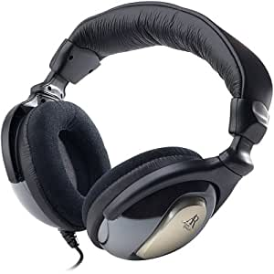 Acoustic Research Closed-back Monitor Professional Studio Headphones (Discontinued by Manufacturer)