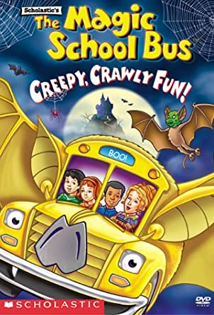 amazon co jp the magic school bus creepy crawly fun dvd