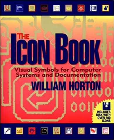 The Icon Book Visual Symbols For Computer Systems And Documentation