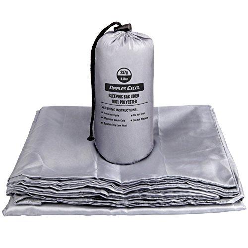 A Sleeping Bag Liner - 9