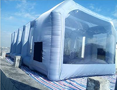Inflatable Spray Booth Custom Tent Car Paint Booth Inflatable Car