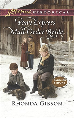 Mail Us Express (Pony Express Mail-Order Bride (Saddles and Spurs))
