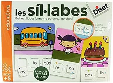 LES SIL-LABES (catala): Amazon.es: Juguetes y juegos