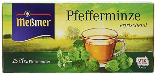 Messmer Peppermint Tea