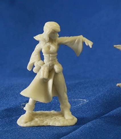 Reaper Dark Heaven Legends 03329 Hannah Blackruby Female Wizard Sorceress Mage