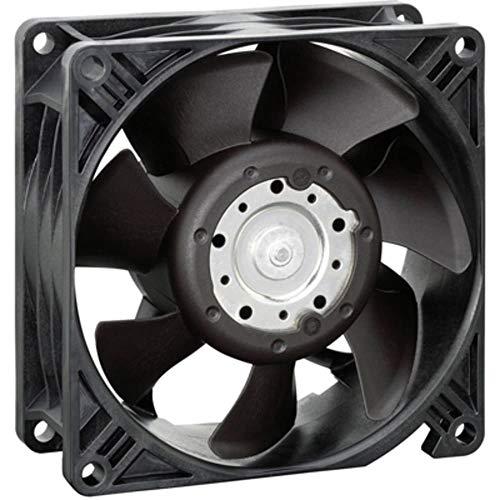 (DC Axial Fan; 92 x 92 x 38.15mm; 270m3/h; 33.6W; 48 V dc (S-Panther Series))